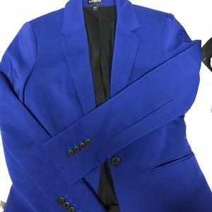 NWOT EXPRESS Beautiful Blue Blazer